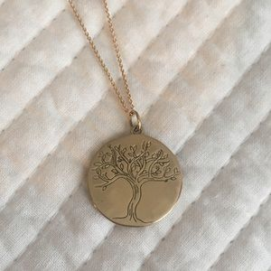 Stella & Dot Tree of Life Necklace